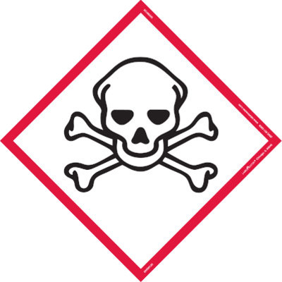 Image Gallery Toxic Pictogram